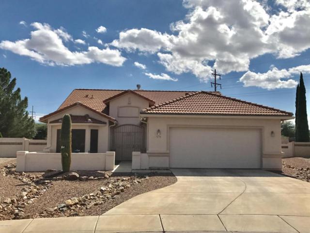3172 Candlewood Way, Sierra Vista, AZ 85650 (MLS #164947) :: Service First Realty
