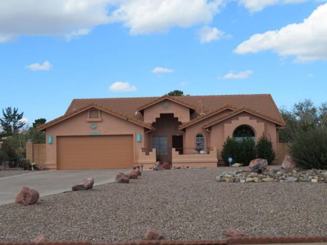 2660 E Brewer Drive, Sierra Vista, AZ 85650 (MLS #164956) :: Service First Realty
