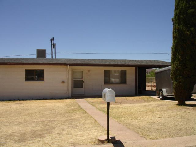 450 Santa Cruz, Bisbee, AZ 85603 (MLS #164968) :: Service First Realty