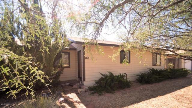 260 E Camino De Mesa, Huachuca City, AZ 85616 (MLS #164986) :: Service First Realty