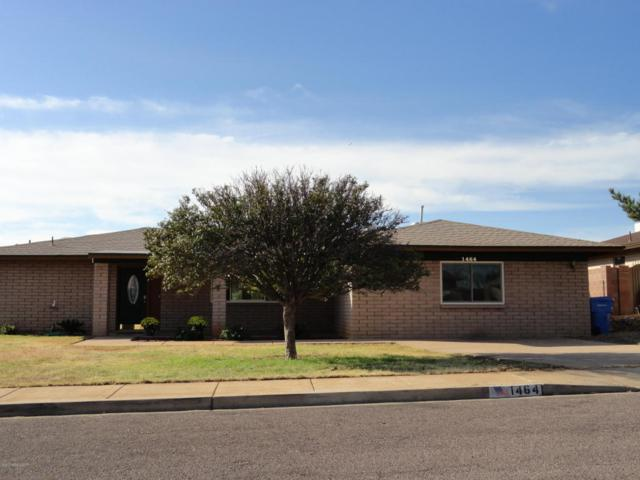 1464 Ocotillo Drive, Sierra Vista, AZ 85635 (MLS #164993) :: Service First Realty