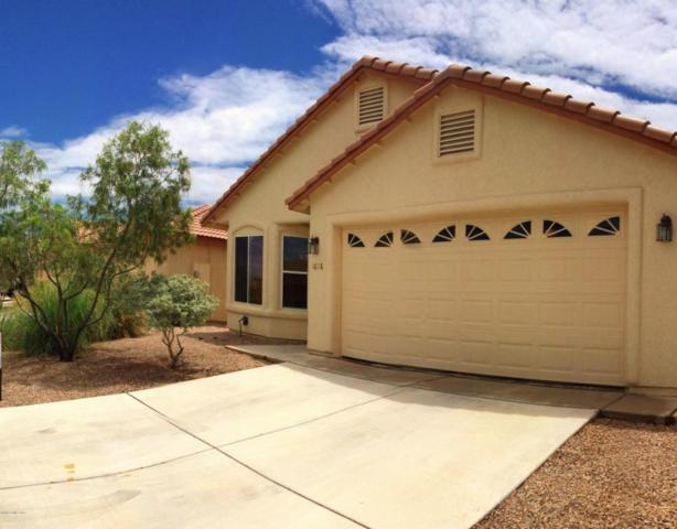 1618 Silverado Drive, Sierra Vista, AZ 85635 (MLS #165015) :: Service First Realty