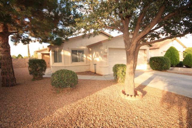 4847 E Forino Place, Sierra Vista, AZ 85635 (MLS #165017) :: Service First Realty