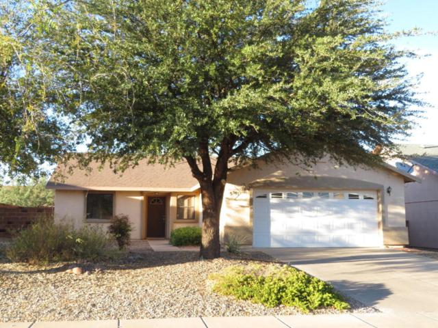 5361 Cedar Springs, Sierra Vista, AZ 85635 (MLS #165028) :: Service First Realty