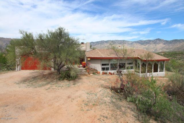 7781 S Pistol Hill Road, Vail, AZ 85641 (MLS #165047) :: Service First Realty