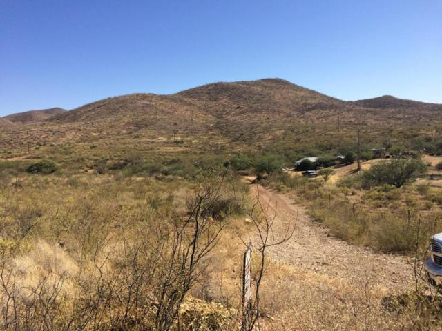 20.66 Ac Perseverance Road, Tombstone, AZ 85638 (MLS #165085) :: Service First Realty
