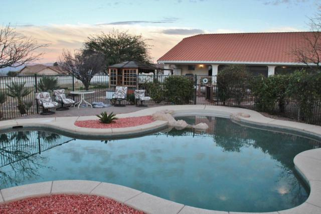 5811 E Silver Leaf Court, Hereford, AZ 85615 (MLS #165138) :: Service First Realty