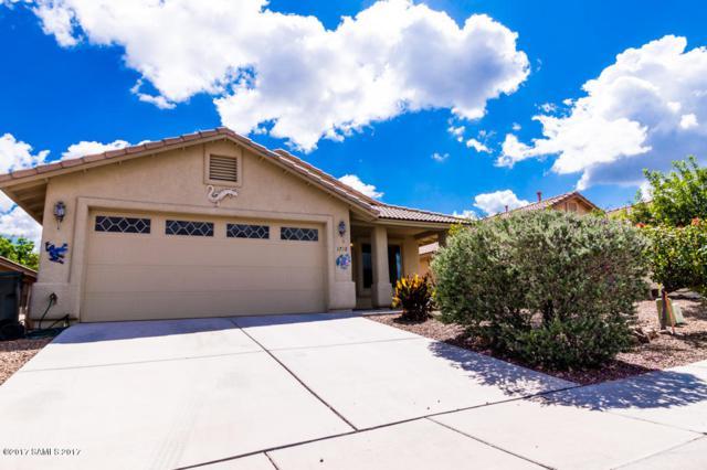 1712 Silverado Drive, Sierra Vista, AZ 85635 (MLS #165158) :: Service First Realty