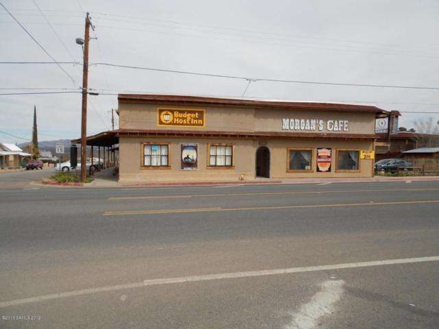 502 E Fremont Street, Tombstone, AZ 85638 (MLS #165187) :: Service First Realty