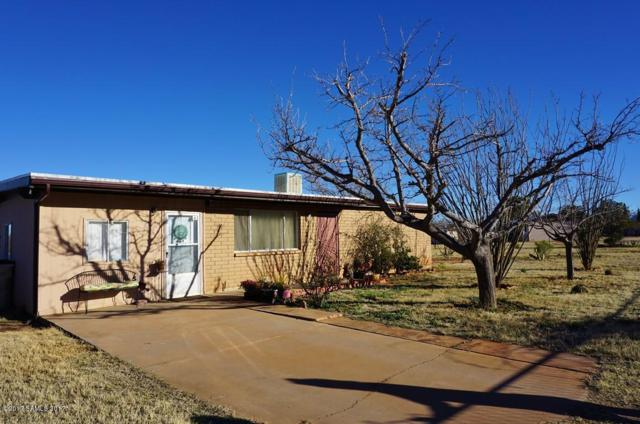 4839 S Santa Claus Avenue, Sierra Vista, AZ 85650 (MLS #165204) :: Service First Realty