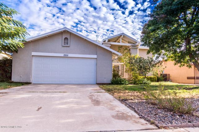 2251 Orchid Drive, Sierra Vista, AZ 85635 (MLS #165217) :: Service First Realty