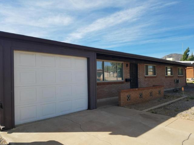 504 San Jose Drive, Bisbee, AZ 85603 (MLS #165263) :: Service First Realty