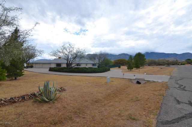 3606 E Ojibwa Street, Sierra Vista, AZ 85650 (MLS #165312) :: Service First Realty