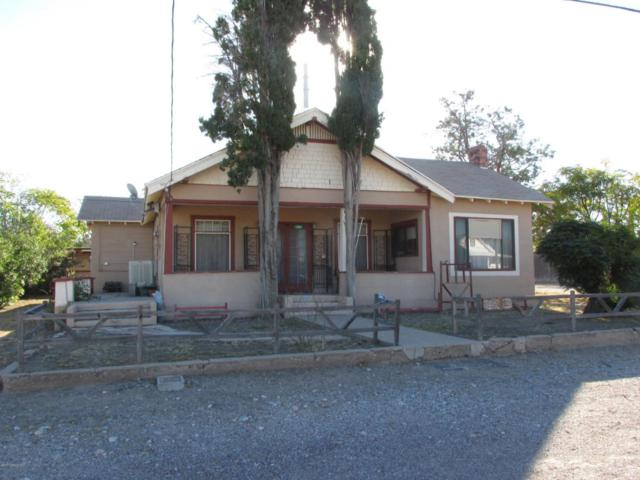 26 N 2nd Street, Tombstone, AZ 85638 (MLS #165336) :: Service First Realty