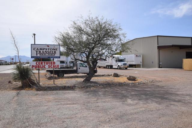 430 N Huachuca Boulevard, Huachuca City, AZ 85616 (MLS #165344) :: Service First Realty