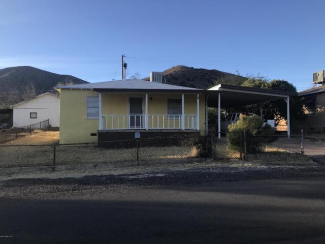 8 Azurite Avenue, Bisbee, AZ 85603 (MLS #165348) :: Service First Realty