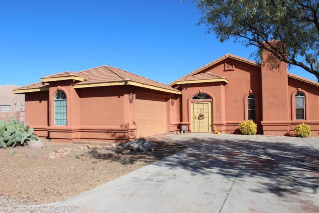 5375 E Desert Spoon Drive, Sierra Vista, AZ 85650 (#165370) :: The Josh Berkley Team
