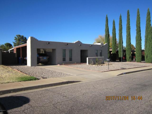 637 Savanna Drive, Sierra Vista, AZ 85635 (MLS #165379) :: Service First Realty