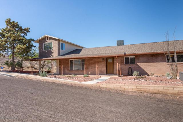 500 30th Terrace, Bisbee, AZ 85603 (MLS #165405) :: Service First Realty