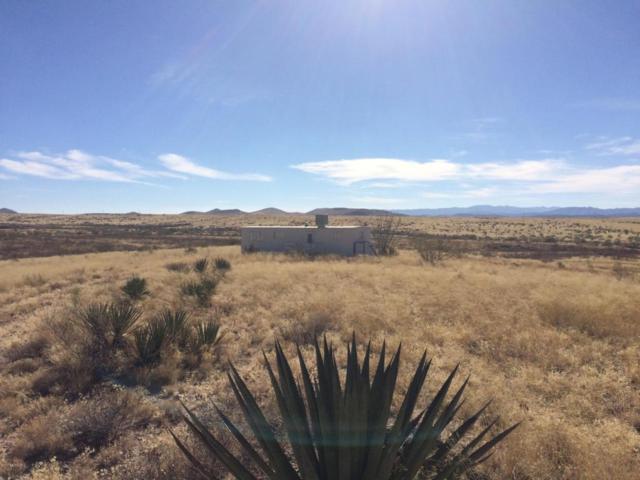 1750 N Bennett Ranch Road, Tombstone, AZ 85638 (MLS #165441) :: Service First Realty