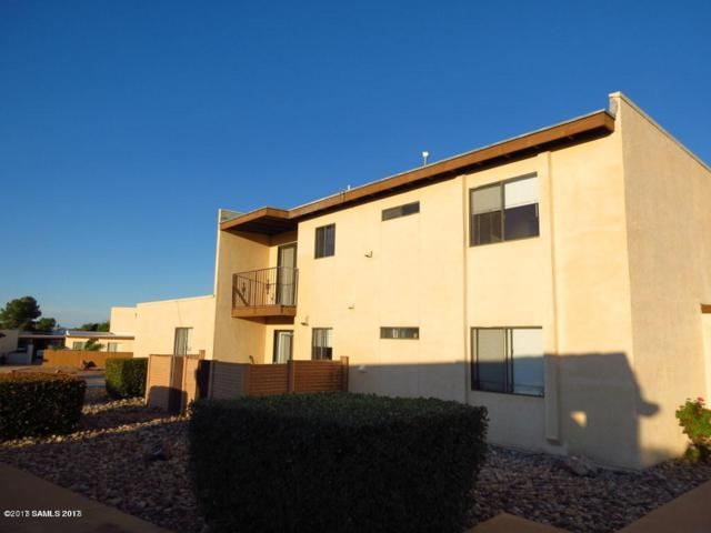 1162 Plaza Oro Loma D, Sierra Vista, AZ 85635 (#165480) :: Long Realty Company