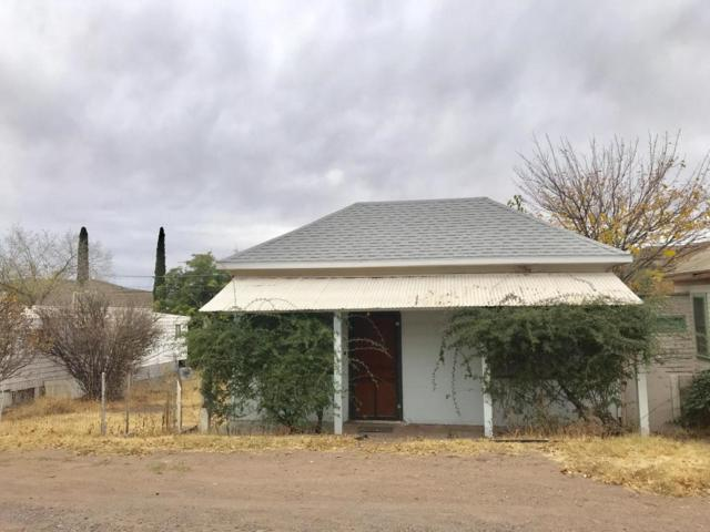 109 Park Avenue, Bisbee, AZ 85603 (MLS #165509) :: Service First Realty