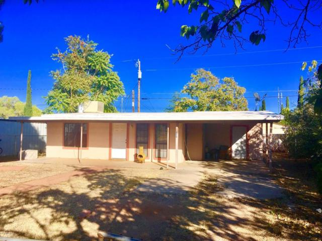 215 N Canyon Drive, Sierra Vista, AZ 85635 (MLS #165517) :: Service First Realty