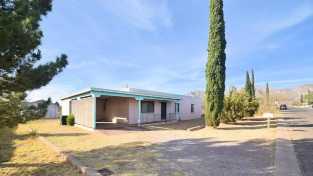456 Santa Cruz Drive, Bisbee, AZ 85603 (MLS #165538) :: Service First Realty