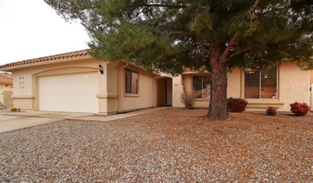 3017 Leawood Loop, Sierra Vista, AZ 85650 (MLS #165578) :: Service First Realty