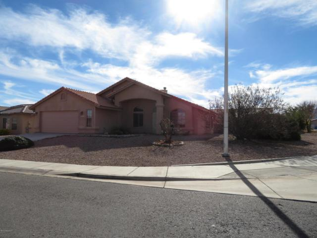 2430 Cabo Burela Drive, Sierra Vista, AZ 85650 (MLS #165646) :: Service First Realty