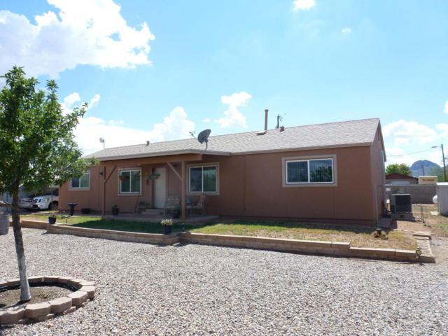 2487 N Calle Segundo, Huachuca City, AZ 85616 (MLS #165648) :: Service First Realty