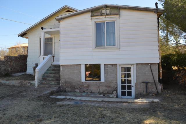 510 Shattuck, Bisbee, AZ 85603 (#165659) :: Long Realty Company
