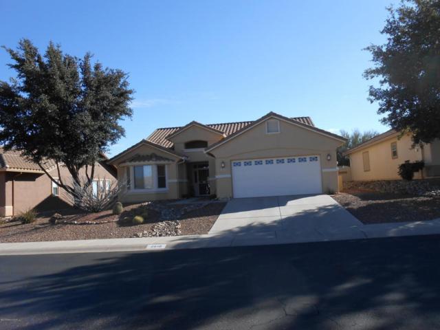 2610 Leawood Loop, Sierra Vista, AZ 85650 (MLS #165712) :: Service First Realty
