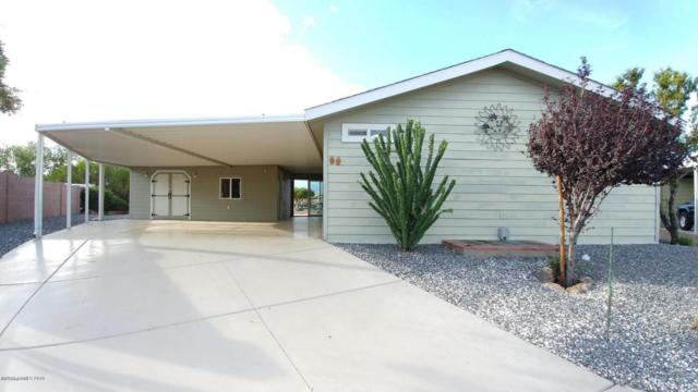 1030 S Barrel Cactus Ridge Unit 91, Benson, AZ 85602 (MLS #165738) :: Service First Realty