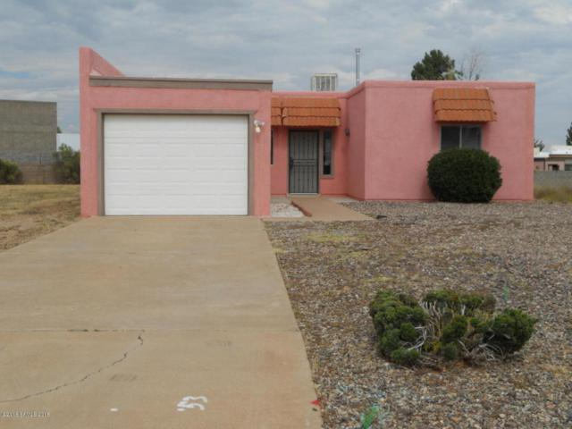 535 Via Luna, Sierra Vista, AZ 85635 (MLS #165743) :: Service First Realty