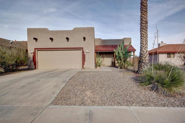 5279 Highland Shadows Drive, Sierra Vista, AZ 85635 (#165757) :: Long Realty Company