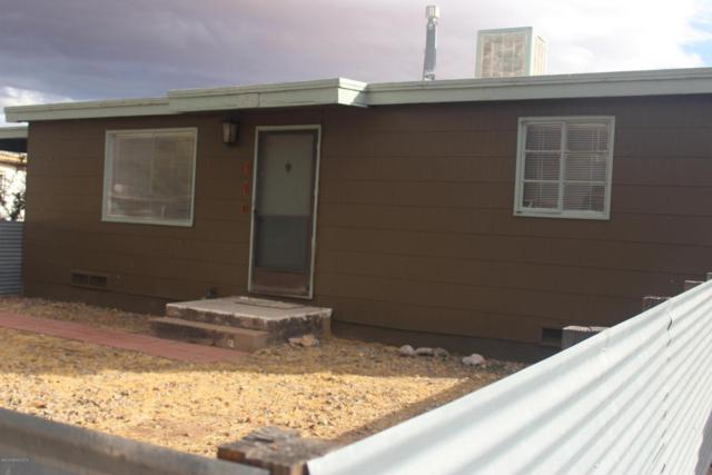 116 E Apache Street, Huachuca City, AZ 85616 (MLS #165794) :: Service First Realty
