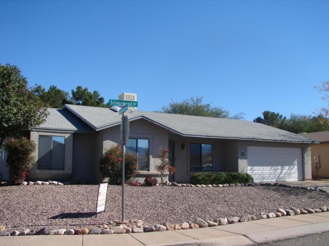 847 Silverwood Drive, Sierra Vista, AZ 85635 (MLS #165799) :: Service First Realty