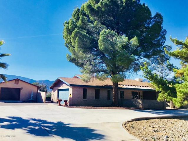 1202 Windsor Drive, Sierra Vista, AZ 85635 (#165809) :: Keller Williams Southern Arizona