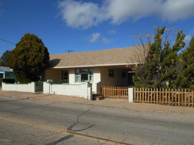 109 Congdon Avenue, Bisbee, AZ 85603 (MLS #165817) :: Service First Realty