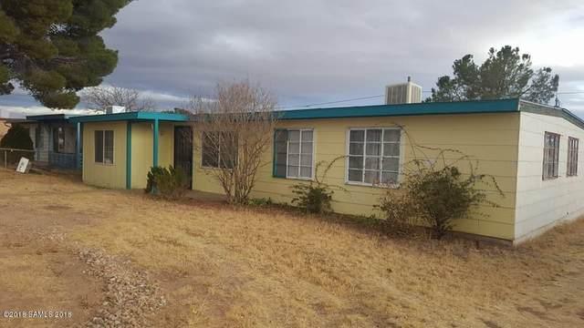 105 Cochise Drive, Bisbee, AZ 85603 (#165826) :: Long Realty Company