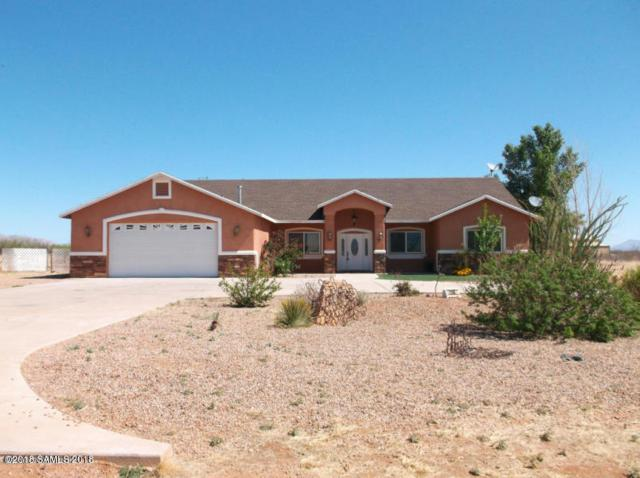 715 E Valley View Trail, Huachuca City, AZ 85616 (#165828) :: Long Realty Company