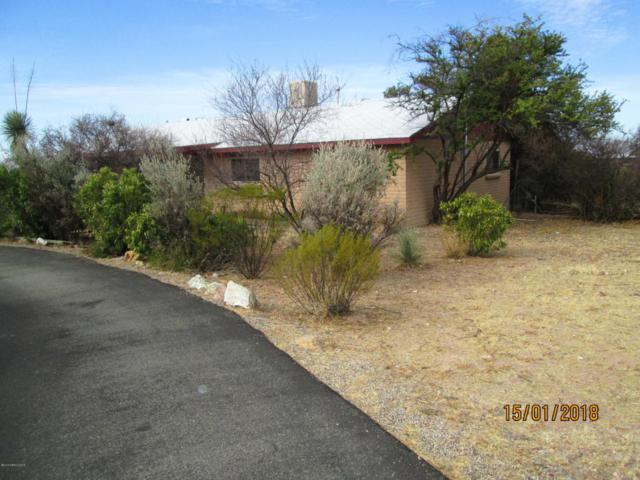 2442 E Holiday Drive, Tombstone, AZ 85638 (MLS #165833) :: Service First Realty