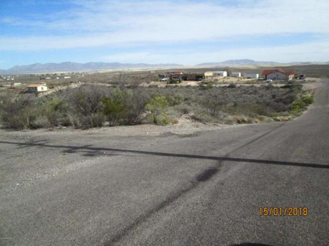 Lots 29 & N Papago Place, Tombstone, AZ 85638 (MLS #165834) :: Service First Realty