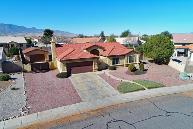 3648 Calle Jasmin, Sierra Vista, AZ 85650 (MLS #165856) :: Service First Realty