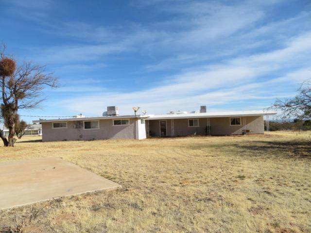 3784 E Foothills Drive, Sierra Vista, AZ 85635 (MLS #165865) :: Service First Realty
