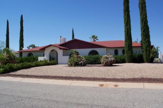 2301 Lexington Drive, Sierra Vista, AZ 85635 (MLS #165869) :: Service First Realty