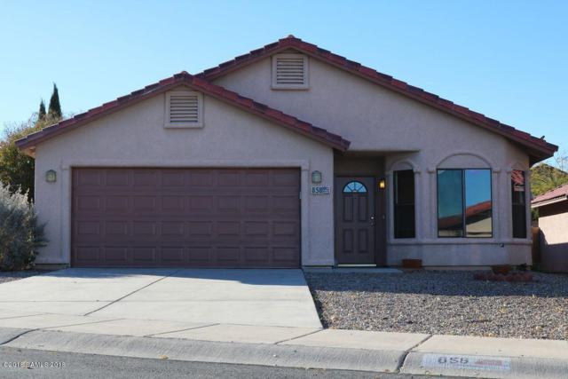 858 Kayenta Count, Sierra Vista, AZ 85635 (MLS #165879) :: Service First Realty