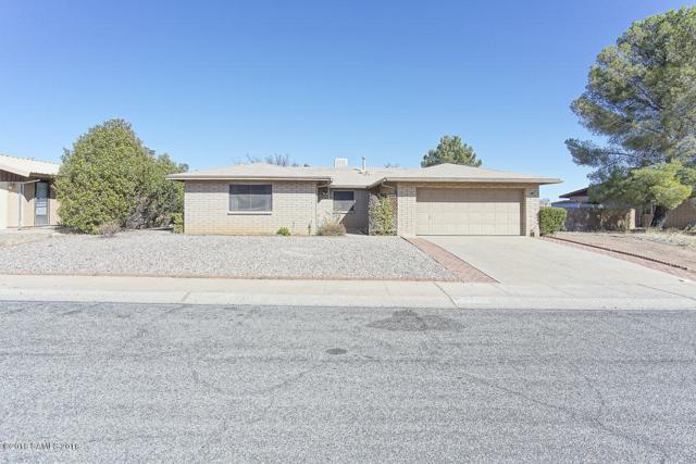 4775 Via Viento, Sierra Vista, AZ 85635 (#165885) :: Long Realty Company