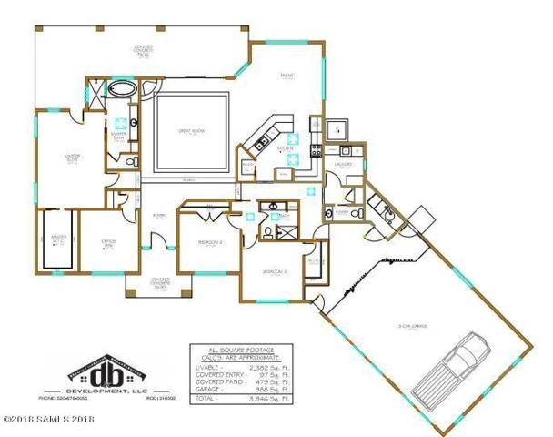 Tbd S Lizard Trail Lot 2, Hereford, AZ 85615 (MLS #165901) :: Service First Realty